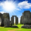Stock Photo: Stonehenge