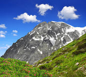 Mount Hochgall in South Tyrol, Italy — Stock Photo