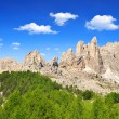 Dolomite peaks, Rosengarten — Stock Photo #38194409