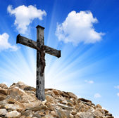 The Cross — Stock Photo