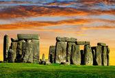 Historical monument Stonehenge — Stock Photo