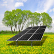 Solar energy panels — Stock Photo #40540989
