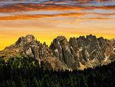 Dolomiti, italia — Foto Stock