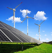Energy concepts — Zdjęcie stockowe