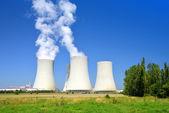 Kernkraftwerk — Stockfoto