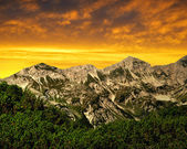 Triglav National Park — Foto Stock