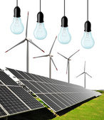 Energiekonzepte — Stockfoto