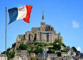 Mont Saint Michele — Stock Photo