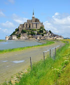 Mont Saint Michele — Foto Stock