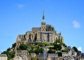 Mont saint michele — Foto Stock