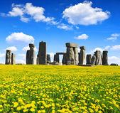 Historical monument Stonehenge — Foto de Stock