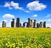 Historical monument Stonehenge — Stock Photo