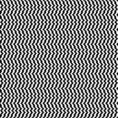 Zebra Stripes Opart Background — Stock Vector