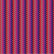 Wavy purple stripes background — Stock Vector