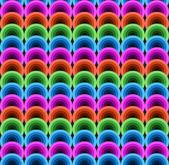 Neon glow background — Stock Vector