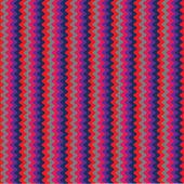 Wavy purple stripes background — Stock Vector