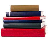 Books ream isolated — Stock Photo
