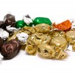 Packed candies — Stock Photo