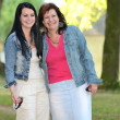 Mother and daughter — Stock Photo #29109263