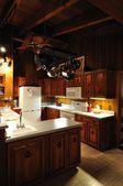The Modern Kitchen Cabinet — Stock Photo