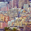 Monaco . Tipical architecture of the houses. — Stock Photo #32703403