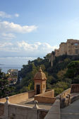Monaco. A typical view from the highest point . — Stock Photo