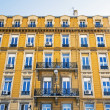 France, Nice. Typical details of urban facades — ストック写真