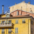 France, Nice. Typical details of urban facades — Stock Photo #34571021