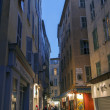 France , Nice, October 2013 . A typical urban view — Stock Photo #34816649