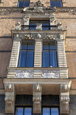 Stockholm . Typical details of the city's architecture — Stock Photo
