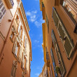 The Principality of Monaco. Typical architectural details — Stock Photo #34998903
