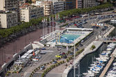 The Principality of Monaco, embankment — Stockfoto