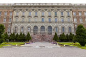 Stockholm , Sweden. The building of the Swedish parliament - the Riksdag — Foto Stock
