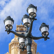 The Principality of Monaco. Typical architectural details — Stock Photo #35064467