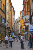 Stockholm , Sweden. A typical urban view — Stockfoto