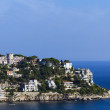 France, Cote d'Azur , Nice. Cape Mont Boron — Stock Photo