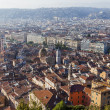 France , Cote d'Azur . Nice. View of the city from the observation deck on the hill Chateau — Stock Photo #36465219