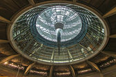 Germany, Berlin, February 17, 2013 . Available during a public tour view of the dome of the Reichstag — Stock Photo