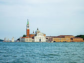 Venice, Italy, Island in the Gulf of Doge — Stock Photo