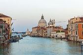 Venice, Italy. Typical urban view in the early evening — Stock Photo