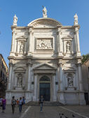 Venice, Italy . Church of St. Roch (Chiesa di San Rocco) — Stock Photo