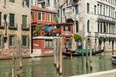 Italy , Venice. Typical urban view — Stockfoto