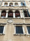 Venice, Italy . Architectural details — Stockfoto