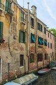 Italy , Venice. City view — Stock Photo