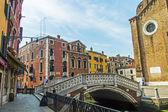 Itálie, benátky. město — Stock fotografie