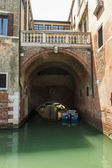 Italy , Venice. City view — Stock Photo