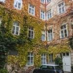 Vienna , Austria. Details of urban architecture — Stock Photo #42292437