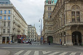 Vienna , Austria , October 30, 2011 . A typical architecture for historical part of the city — Stock Photo