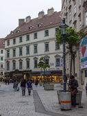 Vienna , Austria. Typical urban view — Stock Photo