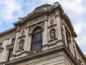 Vídeň, Rakousko. typické architektonické detaily historických budov — Stock fotografie
